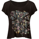 FULL TILT London Jack  Womens Fly Away Tee