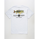 SALTY CREW Bass Mens T-Shirt