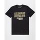 University Of Colorado Boulder Mens T-Shirt