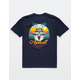 ASPHALT YACHT CLUB Asphalt Rentals Boys T-Shirt