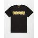 HOONIGAN Camo Censor Bar Mens T-Shirt