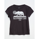 BILLABONG Cali Bear Girls Tee