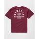 PRIMITIVE Knockout II Boys T-Shirt