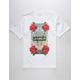 LA FAMILIA Palms & Roses Mens T-Shirt