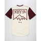 KEY STREET Mountain Mens T-Shirt