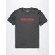 BURTON Logo Horizontal Mens T-Shirt