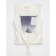 ROXY Key's Boarder Sunrise Palm Girls Tank