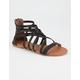 FREE REIGN Criss Cross Womens Gladiator Sandals