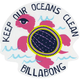 BILLABONG Spirit Of The Sea Sticker