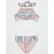 ROAM FREE High Neck Girls Bikini Set