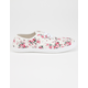 FREE REIGN Floral Tenny Girls Shoes