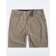 VOLCOM Surf N' Turf Dyed Mens Hybrid Shorts
