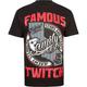 FAMOUS Stars & Straps FSAS x Twitch Cali Mens T-Shirt