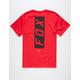 FOX Moth Back Mens T-Shirt