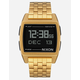 NIXON Base Gold Watch