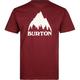 BURTON Classic Mountain Mens T-Shirt