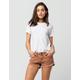 RVCA Hello Mellow Womens Denim Shorts