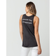 SIGNORELLI x ASHLEY TISDALE Chase The Adventure Womens Muscle Tee