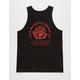 LIRA Roses Mens Tank