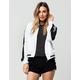 FULL TILT Athletic Womens Bomber Jacket