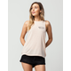 SIGNORELLI x ASHELY TISDALE Whatever Forever Womens Muscle Tee