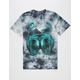 GRIZZLY Roar At The Moon Mens T-Shirt