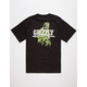 GRIZZLY Plant Life Mens T-Shirt