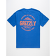 GRIZZLY All Terrain Mens T-Shirt