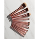 BH COSMETICS Metal Rose 11 Piece Brush Set