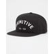 PRIMITIVE Arch Mens Snapback Hat