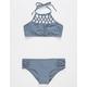 DAMSEL High Neck Girls Bikini Set