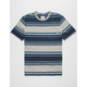 VANS Brunswick Boys Pocket Tee