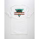 VANS Retro Triangle Mens T-Shirt