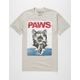 RIOT SOCIETY Pawski Mens T-Shirt