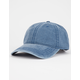 BLUE CROWN Washed Denim Hat