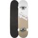 SKATE MENTAL Logo Repeat Complete Skateboard