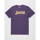 Los Angeles Lakers Mens T-Shirt