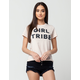 FULL TILT Girl Tribe Womens Tee
