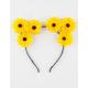 FULL TILT Sunflower Cat Ear Headband