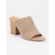 BC Told You Womens Mules