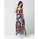 MIMI CHICA Floral Maxi Dress