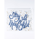 Stay Wild Moon Child Pouch