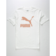 PUMA Archive Logo Mens T-Shirt