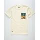 LIRA Moon Mens T-Shirt