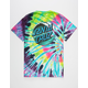 SANTA CRUZ Wave Dot Mens T-Shirt