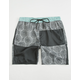 VALOR Patchwork Mens Volley Shorts