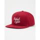 REBEL8 Rose And Dagger Mens Snapback Hat