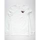 RVCA Stencil Rose Mens T-Shirt
