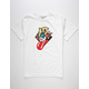PINK DOLPHIN Compilation Waves Mens T-Shirt