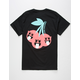 PINK DOLPHIN Cherry Ghost Mens T-Shirt